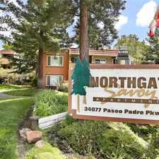Rental info for Northgate Savoy Apartments