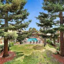 Rental info for Paseo Gardens Apartments in the Castro Valley area