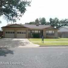 Rental info for 3803 51st Street - B in the Lubbock area