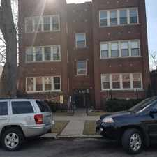 Rental info for 4029 W. Crystal St. Unit 2W in the West Humboldt Park area
