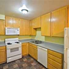 Rental info for 8642 South Harrison Street in the Midvale area
