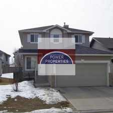 Rental info for Arbour Ridge Close NW in the Calgary area