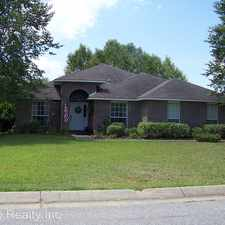 Rental info for 4835 Laurel Oak Drive in the Pace area