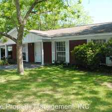 Rental info for 2502 Parkwood Place