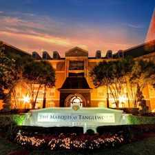 Rental info for Marquis At Tanglewood
