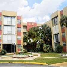 Rental info for 9400 West Flagler Street #314 in the Fountainebleau area