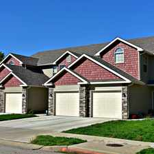 Rental info for Eagle Creek Townhomes in the Lee's Summit area