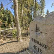 Rental info for Timberlake Park