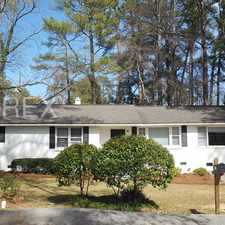 Rental info for 1 MONTH FREE!! Gorgeous Hardwoods, Fenced In Back Yard!!