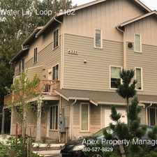 Rental info for 4335 Water Lily Loop in the Bellingham area