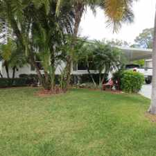 Rental info for Large Screened Lanai, Beautiful Wood Laminate Floors, Den!