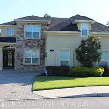 Rental info for 4409 Micanope Crescent Dr
