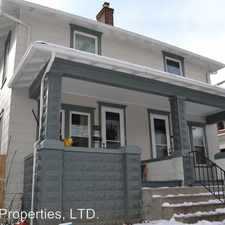 Rental info for 337 Mithoff in the Columbus area