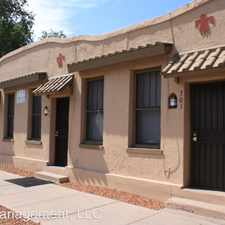 Rental info for 701-714 Tijeras Ave NW in the Albuquerque area