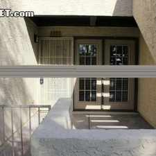 Rental info for $1049 2 bedroom Apartment in Mesa Area in the Mesa area