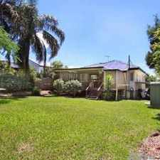 Rental info for Perfect location!! Perfect price!! in the Zillmere area