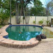 Rental info for Fully Air-Conditioned & A Pool... Perfect in Tropical QLD! in the Wulguru area