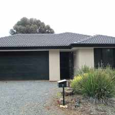 Rental info for Modern 3 Bedroom Family Home in Well Sought Area in the Gawler area
