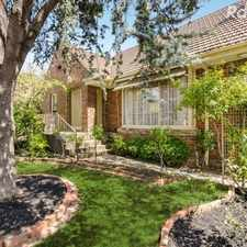 Rental info for Classical Family Home with Superb Potential in the Melbourne area