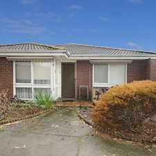Rental info for Low Maintenance in the Melbourne area