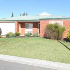 Rental info for Quiet Court Family Home in the Echuca area