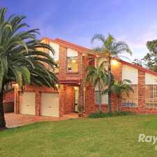 Rental info for Great Family Home! in the Sydney area