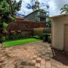 Rental info for DEPOSIT TAKEN - FAMILY HOME WITH LOADS OF CHARACTER! in the Coogee area