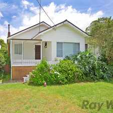 Rental info for Prime Position in the Central Coast area