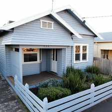 Rental info for Location, Style and Convenience in the Geelong West area