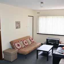 Rental info for Affordable and Central on Perth-Highgate Border in the Highgate area