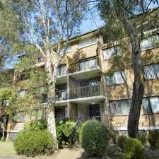 Rental info for SPACIOUS TWO BEDROOM UNIT CLOSE TO UTS, TAFE, CHINATOWN & DARLING HARBOUR in the Ultimo area