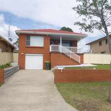 Rental info for Neat and Tidy Home in the Barrack Heights area
