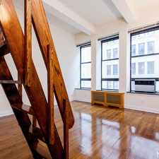 Rental info for Madison Ave & E 28th St in the New York area
