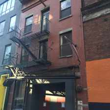 Rental info for 3 STORIES COMMERCIAL BUILDING FOR SALE PRIME CHELSEA-MANHATTAN LOCATION/18,750 SQ FT BUILDABLE ZONING C6-3