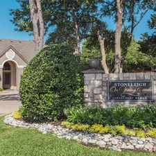 Rental info for Stoneleigh on Spring Creek