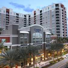 Rental info for Camden Las Olas in the Fort Lauderdale area