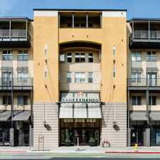 Rental info for 101 San Fernando