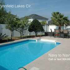 Rental info for 12143 Wynnfield Lakes Cir. in the Sandalwood area