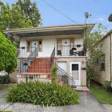 Rental info for 221 Lowerline - Unit B in the New Orleans area