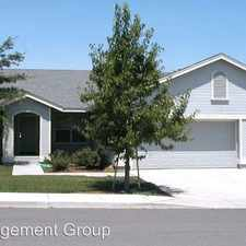 Rental info for 17065 Castle Pine Drive in the Reno area