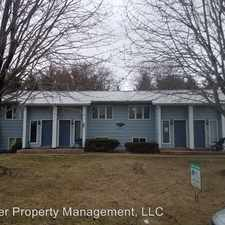 Rental info for 2007 Green Valley Drive - A