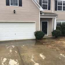 Rental info for 109 Welsford Ct