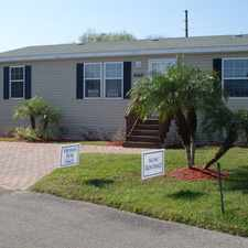 Rental info for 2011 Homes By Nobility - Country Place Village