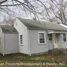 Rental info for 4424 monroe in the Fort Wayne area