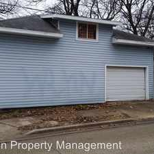 Rental info for 607 W Jefferson St - 607 W Jefferson St - Garage