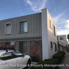Rental info for 1819 Chalcedony St. #4 in the San Diego area