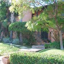 Rental info for Whitworth Dr & S Hayworth Ave in the PICO area