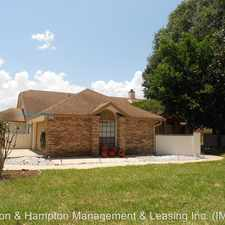 Rental info for 4460 WILLOW COVE COURT
