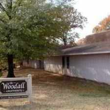 Rental info for Woodall Apartments.