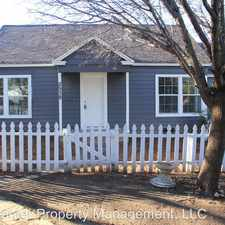Rental info for 2536 Wayside Avenue in the Fort Worth area